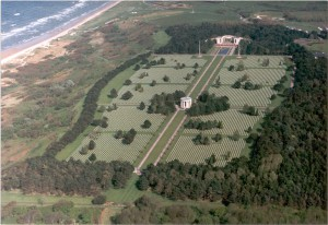 D-Day Tours in Normandy American Cemetery