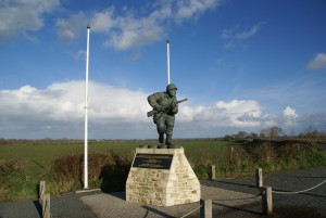 D-Day tours in Normandy Dick Winters' leadership memorial
