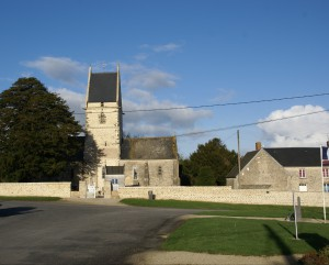 D-Day tours in Normandy Angoville au Plain Medics Bob Moore Ken Russel