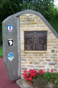 D-Day tours in Normandy Lt Meehan Monument