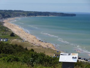D-Day tours in Normandy Omaha Beach