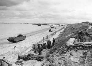 D-Day tours in Normandy Utah beach 1944