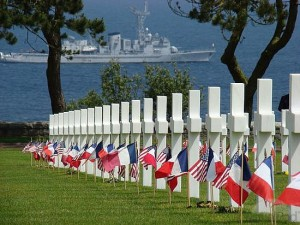 D-Day tours in Normandy Normandy American Cemetery