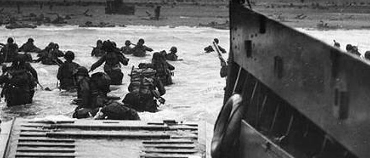Omaha beach Normandy guided tours