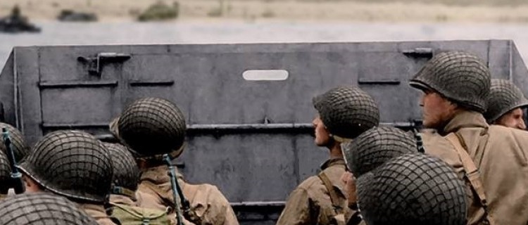 Utah beach D-Day guided tours